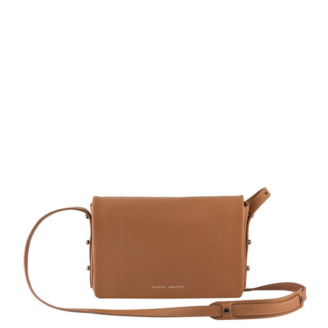 Succumb Bag in Tan