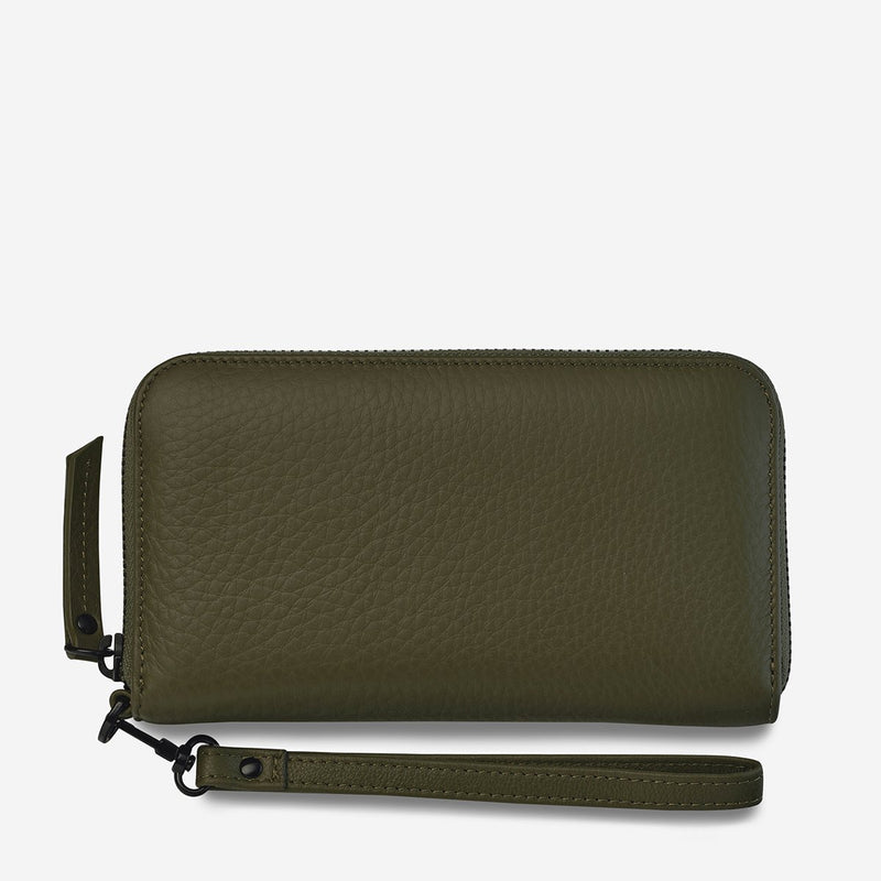 Moving On Wallet Khaki