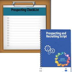 Prospecting CheckList and Worksheet