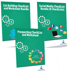 Marketing Guru Checklist Bundle