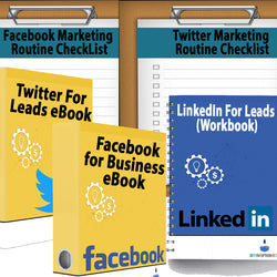Social Media Marketing eBook and Checklist Bundle