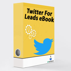 Twitter For Leads eBook