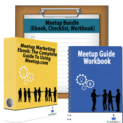 Meetup Bundle (Ebook, Checklist, Workbook)