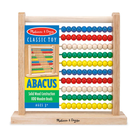 Melissa and Doug: Abacus