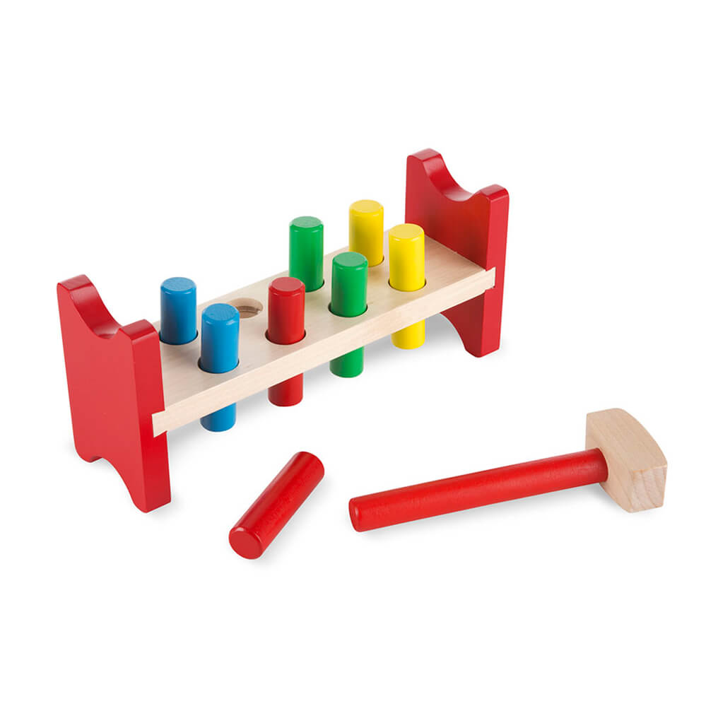 Melissa and Doug: Pound a Peg