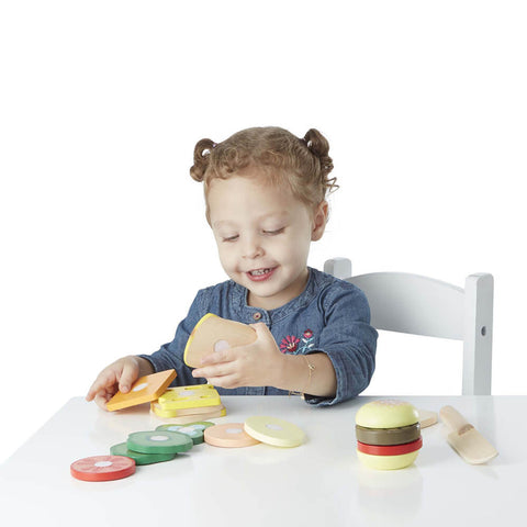 Melissa and Doug: Sandwich Making Set