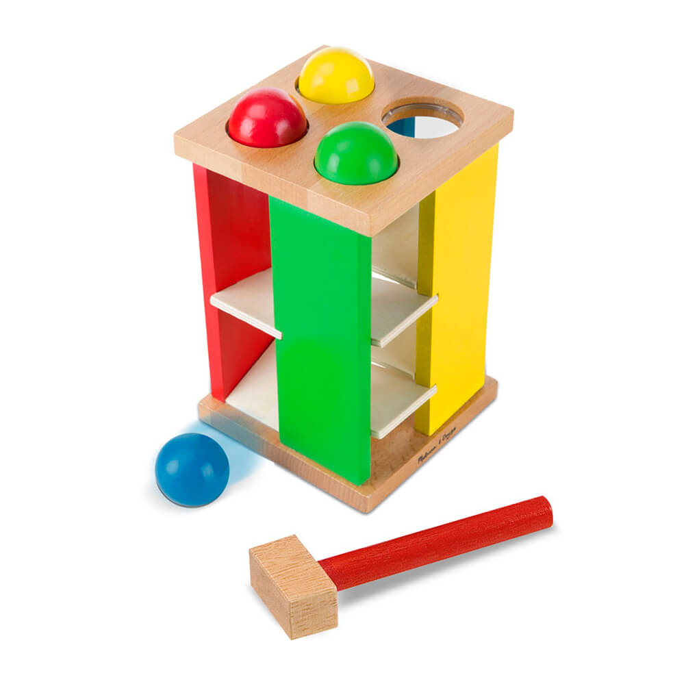 Melissa and Doug: Pound and Roll Tower