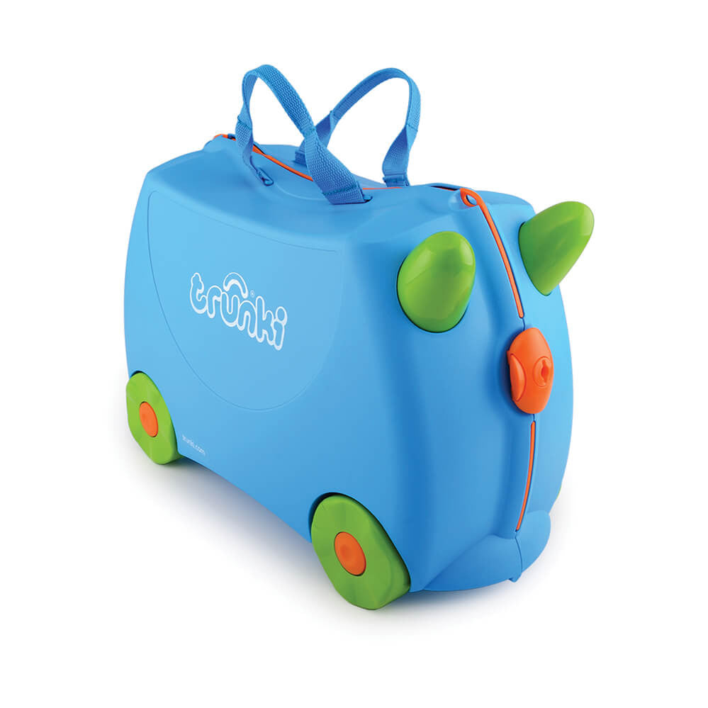 Trunki: Terrance Ride on Suitcase