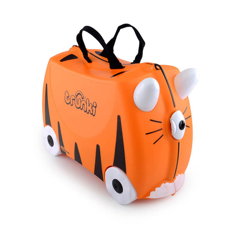 Trunki: Tipu Tiger Ride on Suitcase