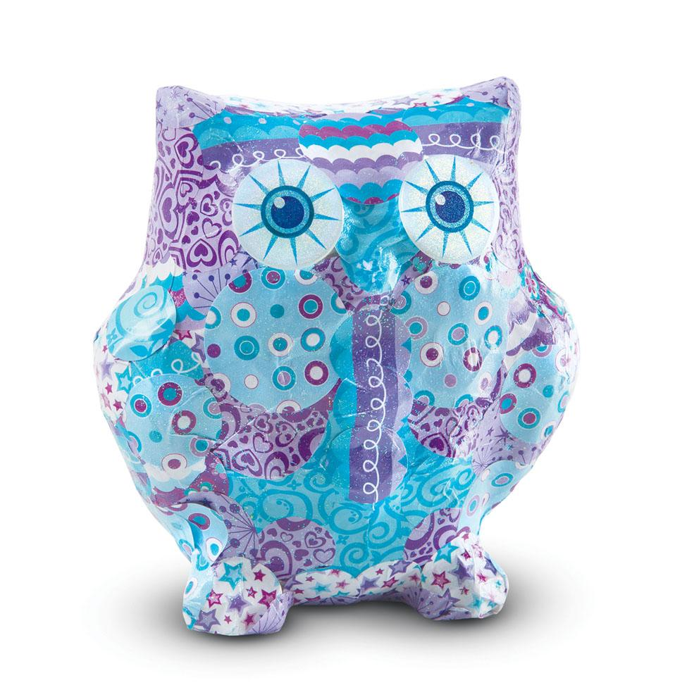 Melissa and Doug Owl Decoupage