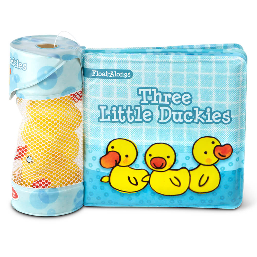 Melissa and Doug Three Little Ducks Float Alongs