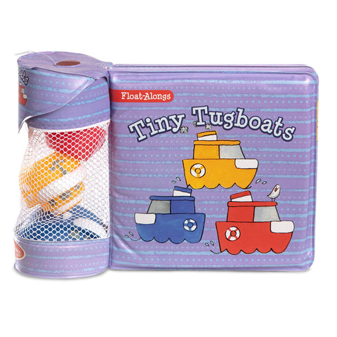 Melissa and Doug Tiny Tugboats Float Alongs