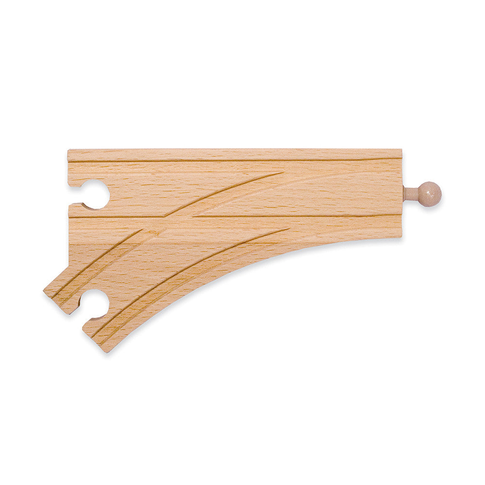 Melissa and Doug: Curved Switch Track Female 150mm - Melissa and Doug - Little Funky Monkey