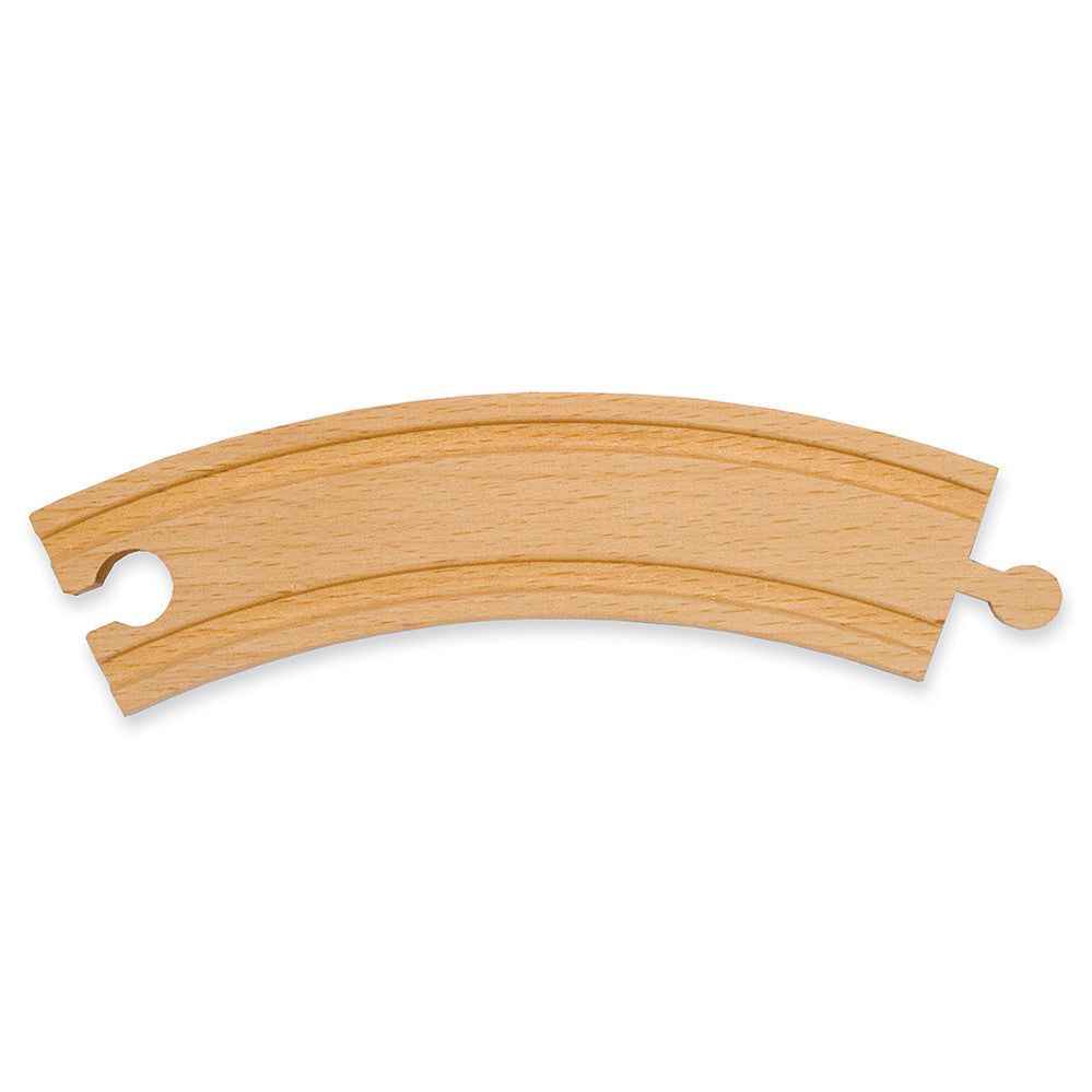 Melissa and Doug: Curved Track 150mm - Melissa and Doug - Little Funky Monkey