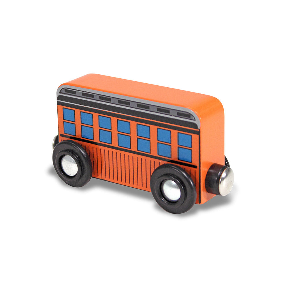 Melissa and Doug: Passenger Car - Melissa and Doug - Little Funky Monkey