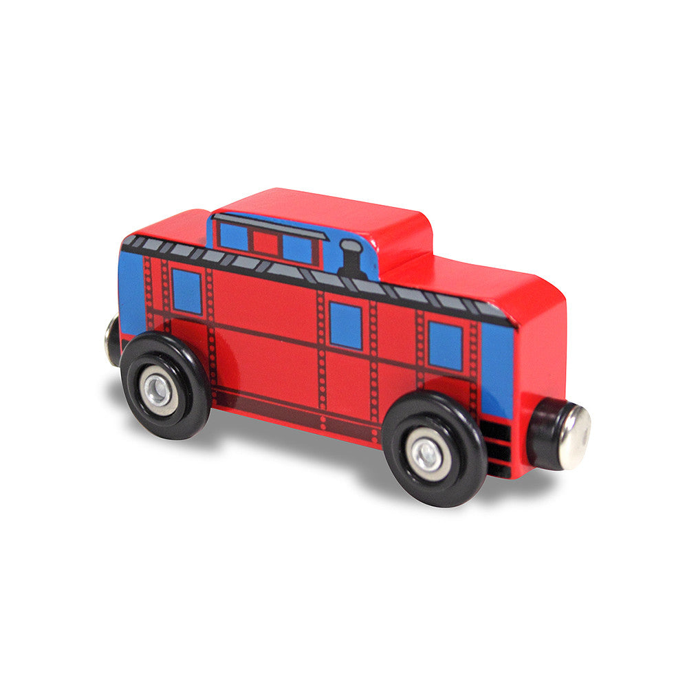 Melissa and Doug: Red Caboose - Melissa and Doug - Little Funky Monkey