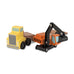 Melissa and Doug: Trailer & Excavator - Melissa and Doug - Little Funky Monkey - 5