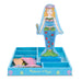 Melissa and Doug: Waverly Mermaid Magnetic Dressup - Melissa and Doug - Little Funky Monkey - 2