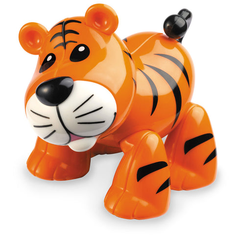 Tolo Toys: First Friends Safari Tiger - vendor-unknown - Little Funky Monkey
