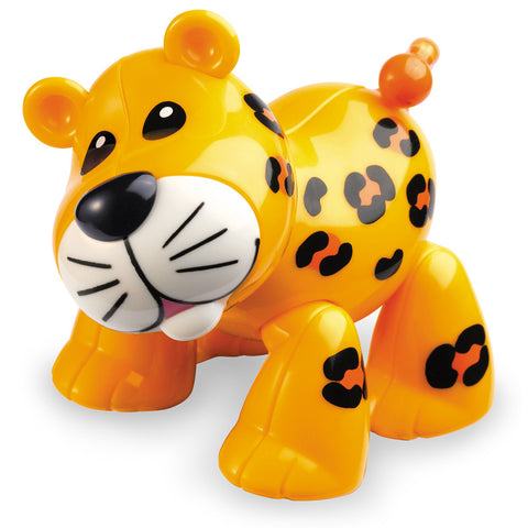 Tolo Toys: First Friends Safari Leopard - vendor-unknown - Little Funky Monkey