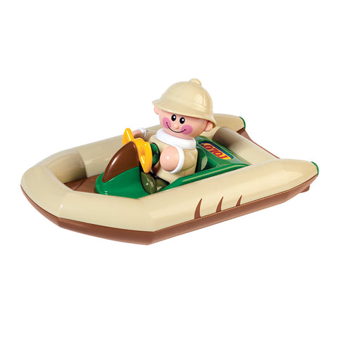 Tolo Toys: First Friends Safari Dinghy - vendor-unknown - Little Funky Monkey - 1
