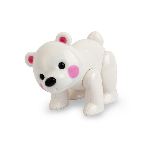 Tolo Toys: First Friends Polar Bear - vendor-unknown - Little Funky Monkey