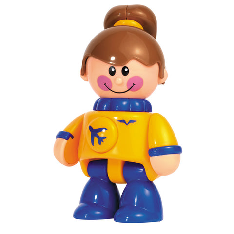 Tolo Toys: First Friends Air Hostess - vendor-unknown - Little Funky Monkey