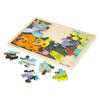 Melissa and Doug: Under the Sea Jigsaw Puzzle - Melissa and Doug - Little Funky Monkey - 2