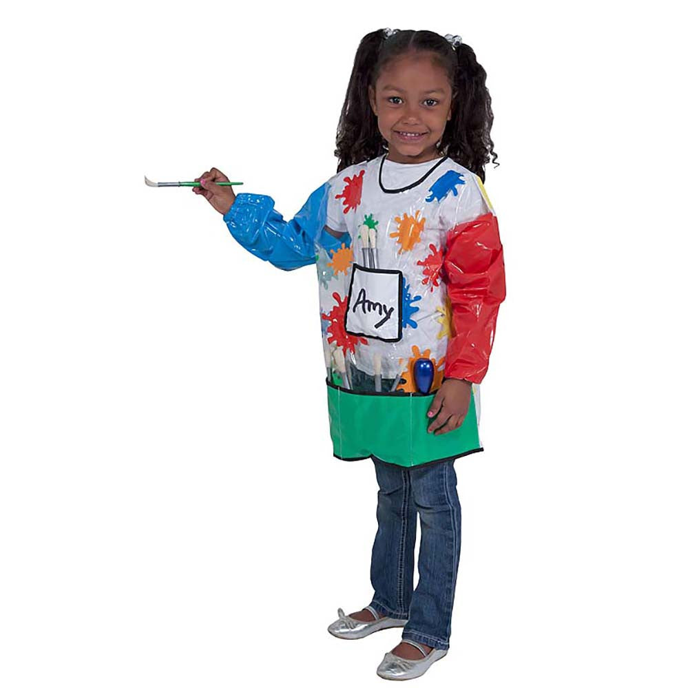 Melissa and Doug: Long Sleeve Art Smock - OUTLET - Little Funky Monkey