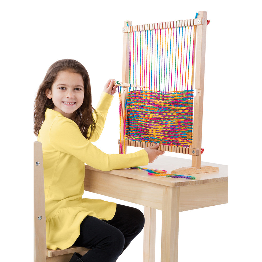 Melissa and Doug: Multi Craft Weaving Loom - Melissa and Doug - Little Funky Monkey - 1