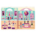 Melissa and Doug: Delxue Day of Glamour Puffy Stickers - Melissa and Doug - Little Funky Monkey - 3