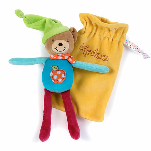 Kaloo: Colours Baby Doudou and Pocket - vendor-unknown - Little Funky Monkey