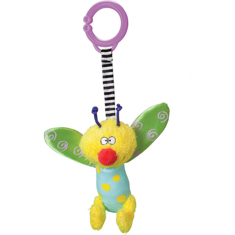 Taf Toys Chime Bell Rattle Bee