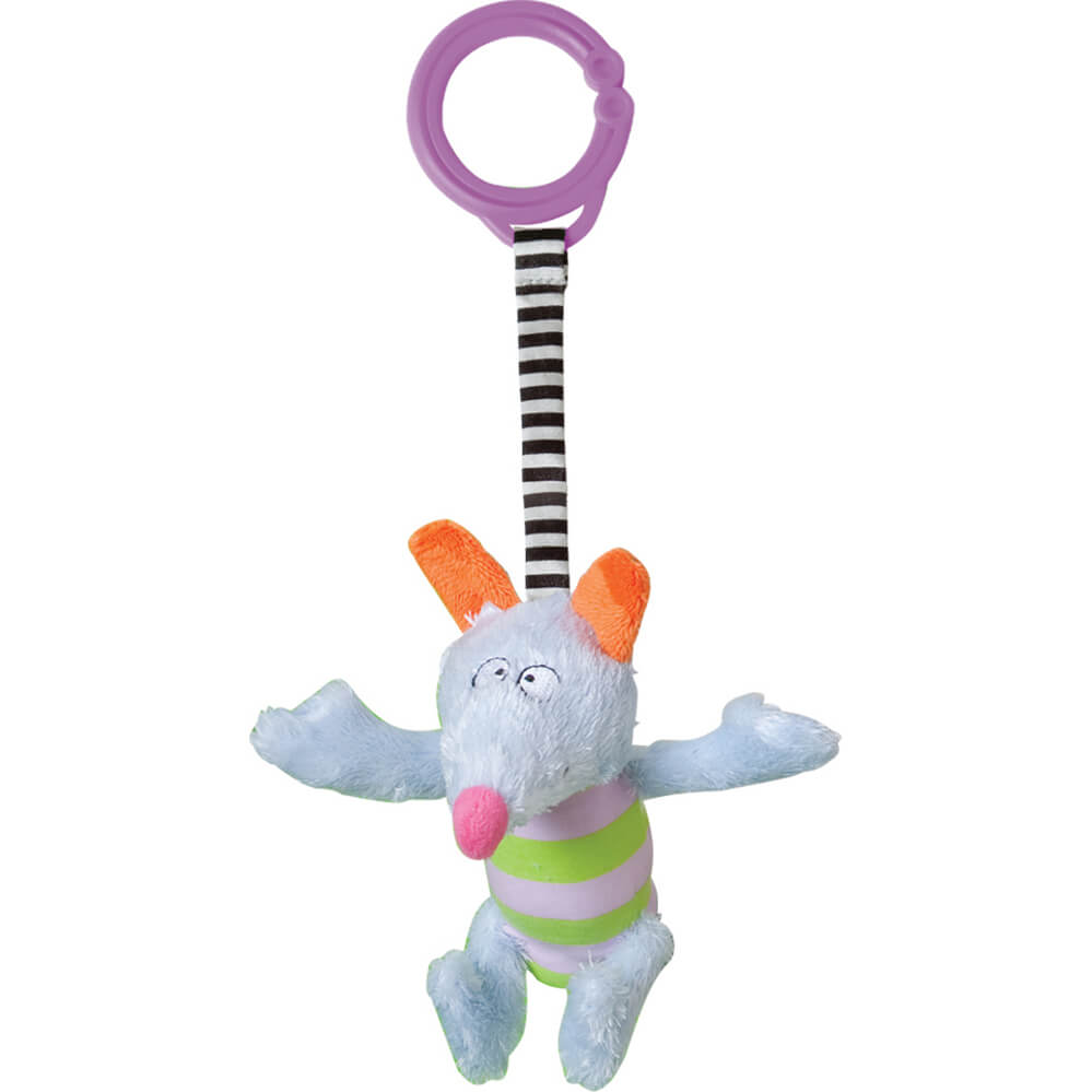 Taf Toys Chime Bell Rattle Mouse