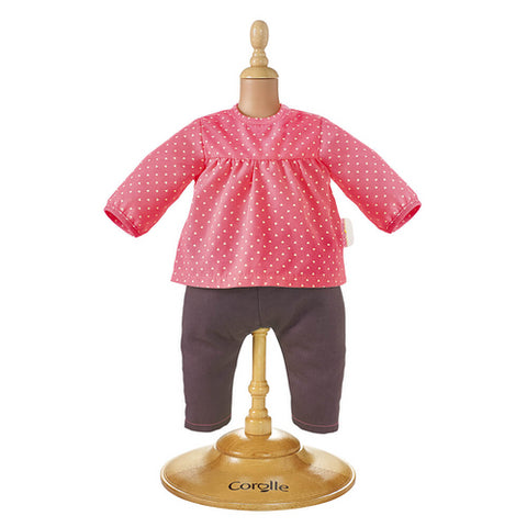 Corolle 36cm Raspberry Blouse & Denim Set Classique - Corolle - Little Funky Monkey - 1