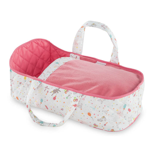 Corolle Mon Prem Carry Bed - Corolle - Little Funky Monkey - 1