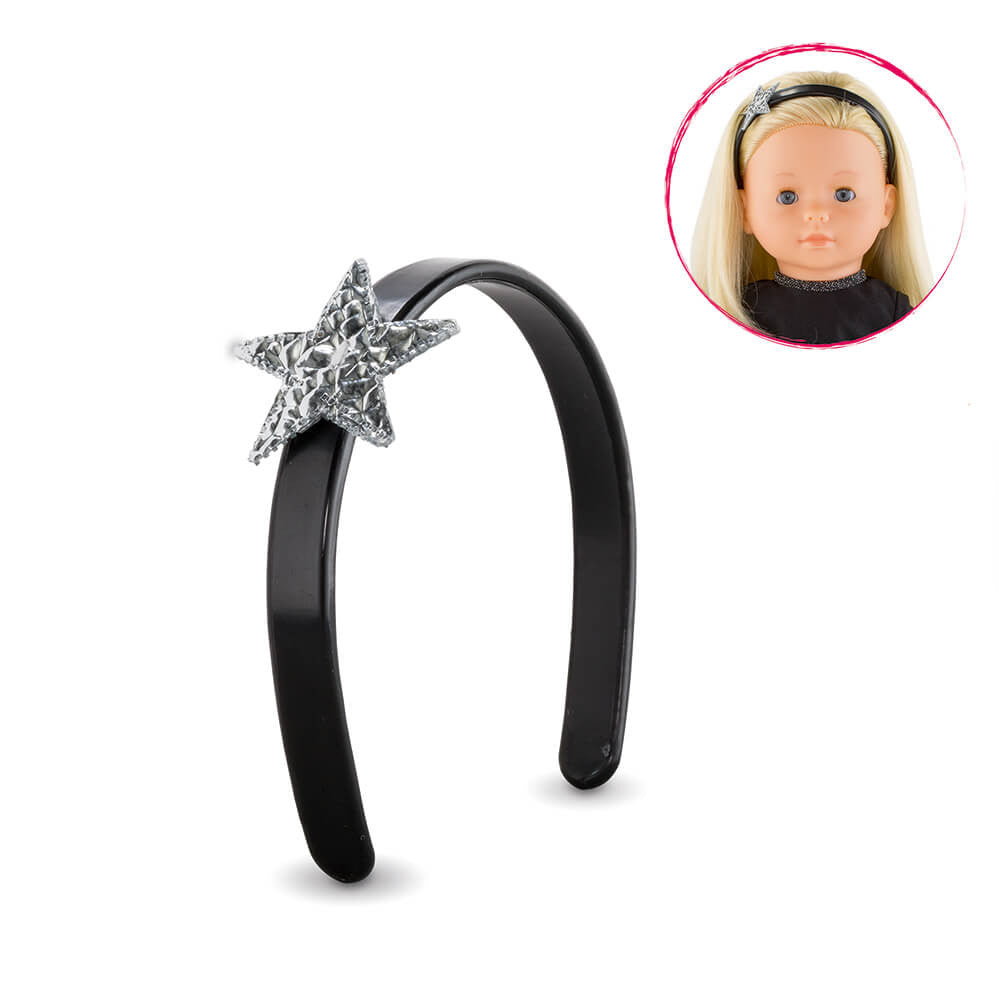 Corolle 36cm Headband with Star Ma Corolle