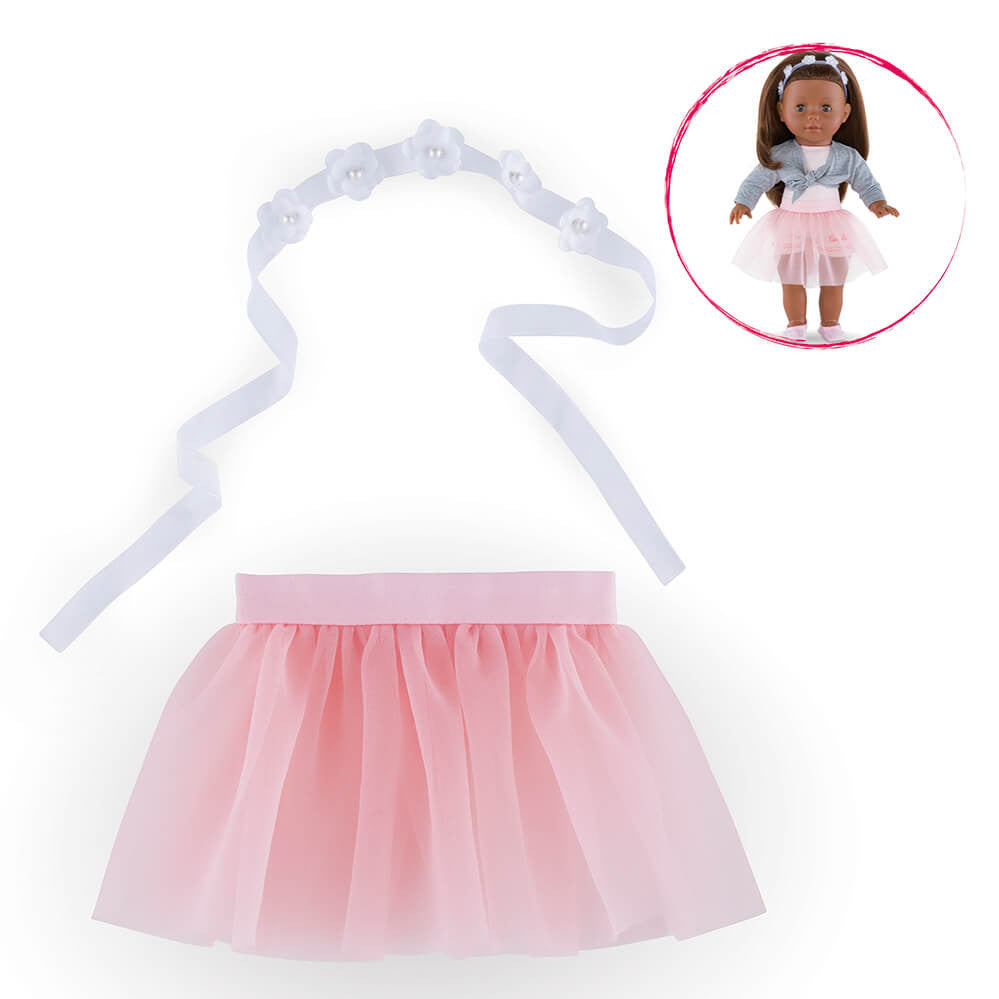 Corolle 36cm Tutu and Headband Set Ma Corolle