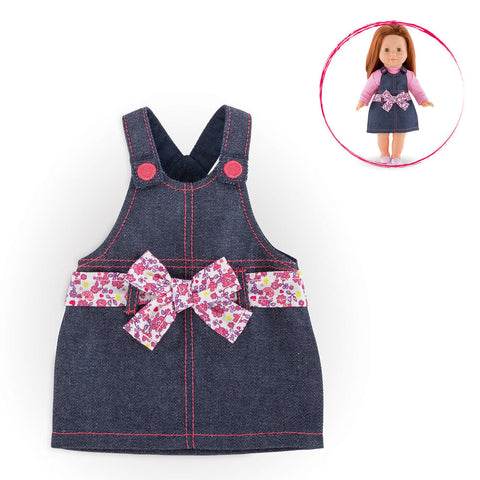 Corolle 36cm Denim Overalls Dress Ma Corolle