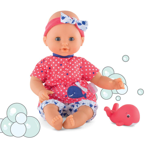 Corolle Tidoo Calin Bath Girl 30cm