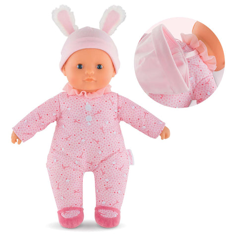 Corolle 30cm Sweet Heart Pink Soft Doll