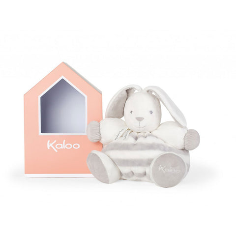 Kaloo Large Chubby Rabbit Grey