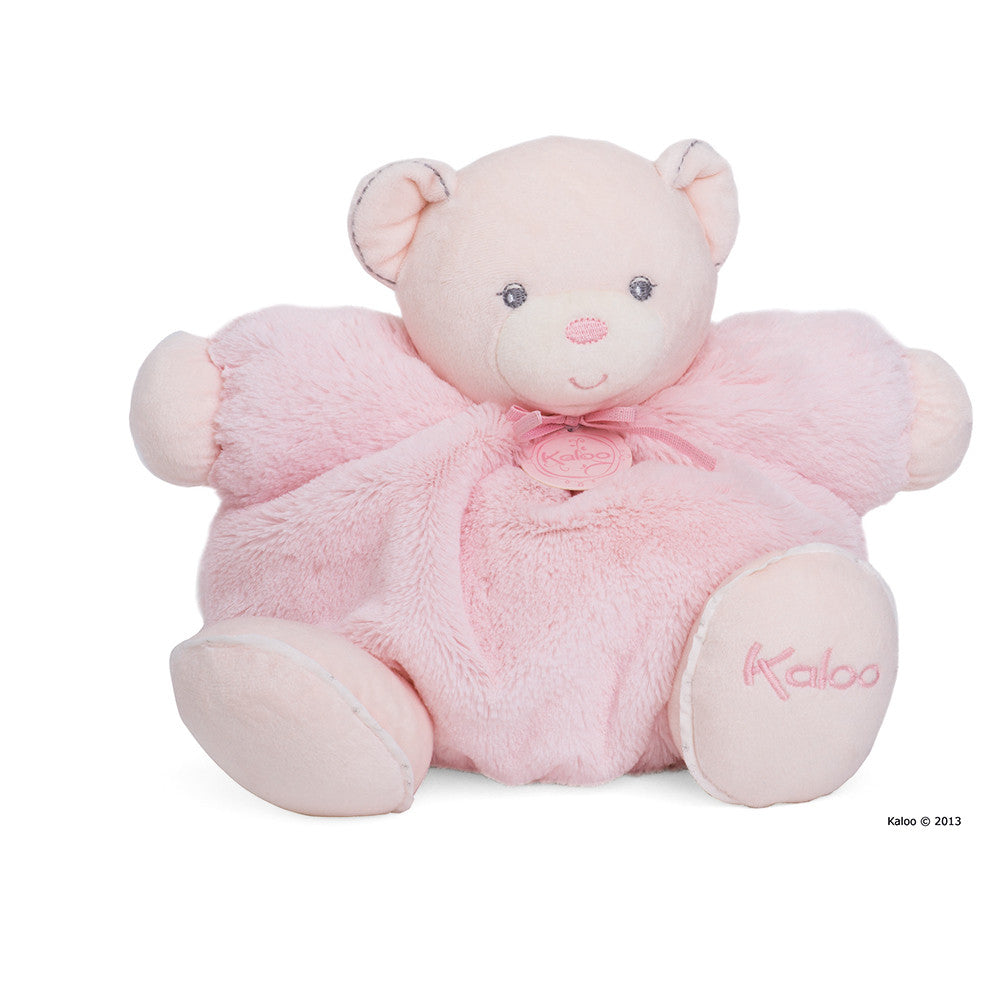 Kaloo: Perle Large Chubby Bear Pink - vendor-unknown - Little Funky Monkey - 1
