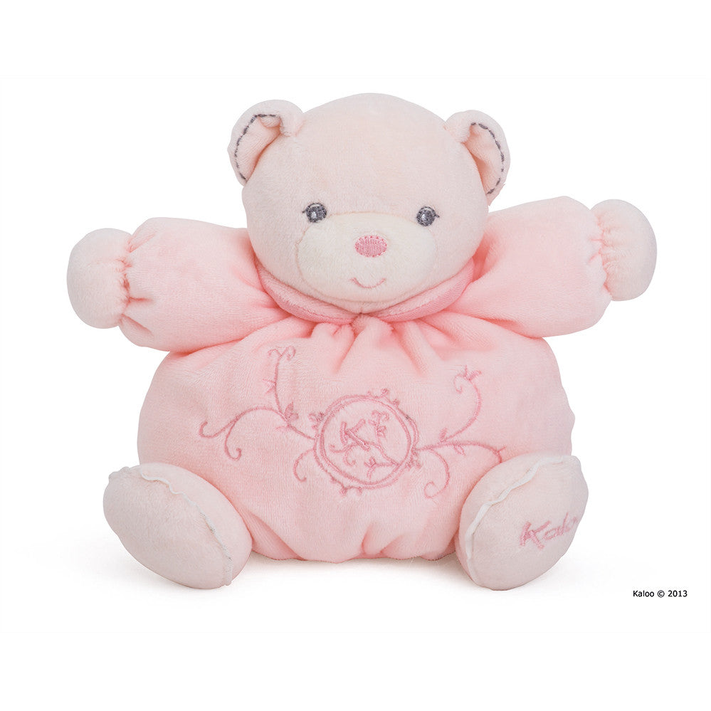 Kaloo: Perle Small Chubby Bear Pink - vendor-unknown - Little Funky Monkey - 1