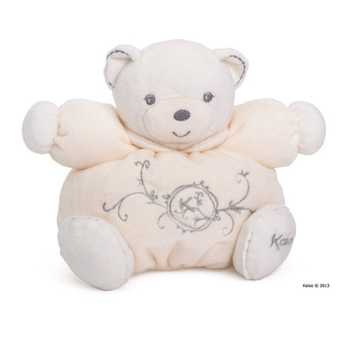 Kaloo: Perle Small Chubby Bear Cream - vendor-unknown - Little Funky Monkey - 1