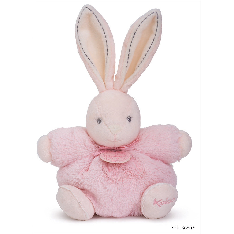 Kaloo: Perle Small Chubby Rabbit Pink - vendor-unknown - Little Funky Monkey - 1