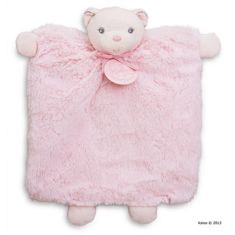 Kaloo: Perle Doudou Bear Pink - vendor-unknown - Little Funky Monkey - 1