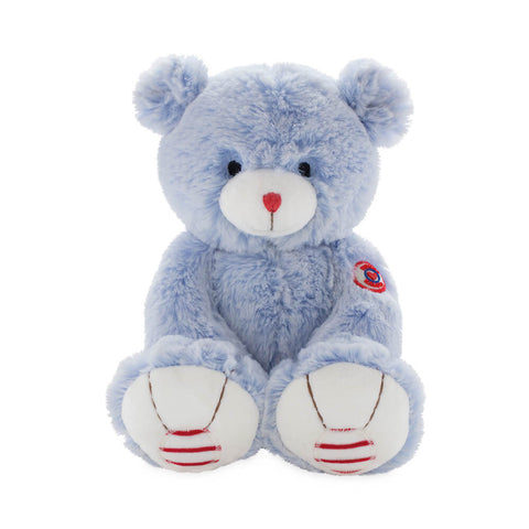 Kaloo Bear Blue Medium 31cm