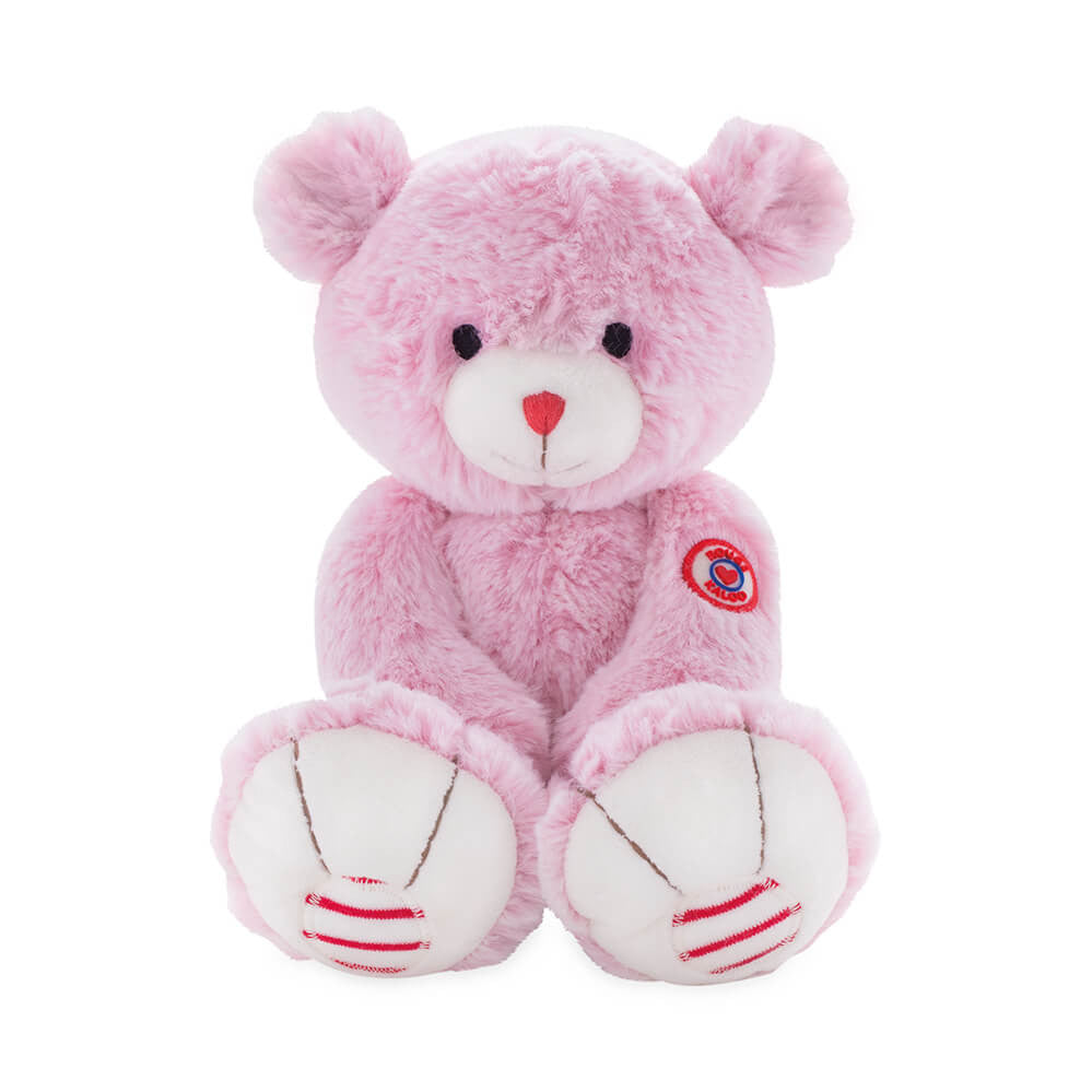 Kaloo Bear Pink Medium 31cm