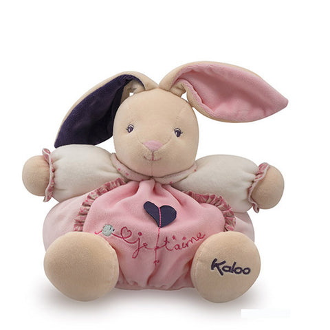 Kaloo Medium Chubby Rabbit Love - vendor-unknown - Little Funky Monkey - 1